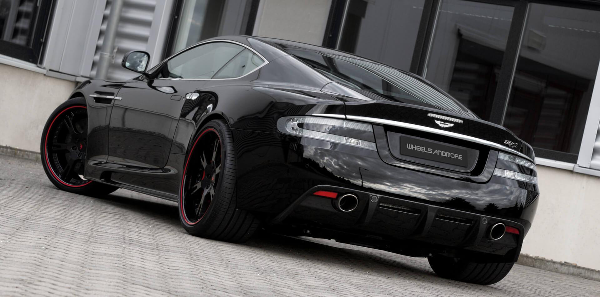 Aston Martin Db9 Dbs Felgen In 20 Zoll Und 21 Zoll Modell 6sporz