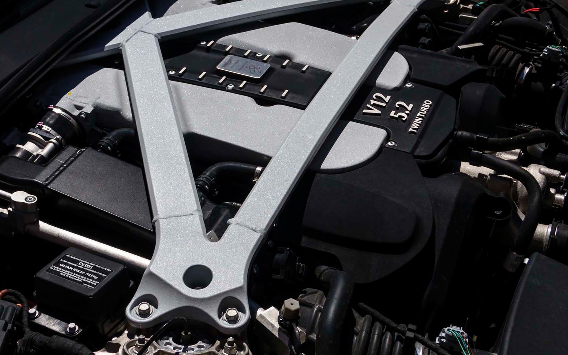 Leistungssteigerung für Aston Martin New Vantage V8