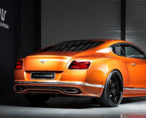 Bentley Tuning