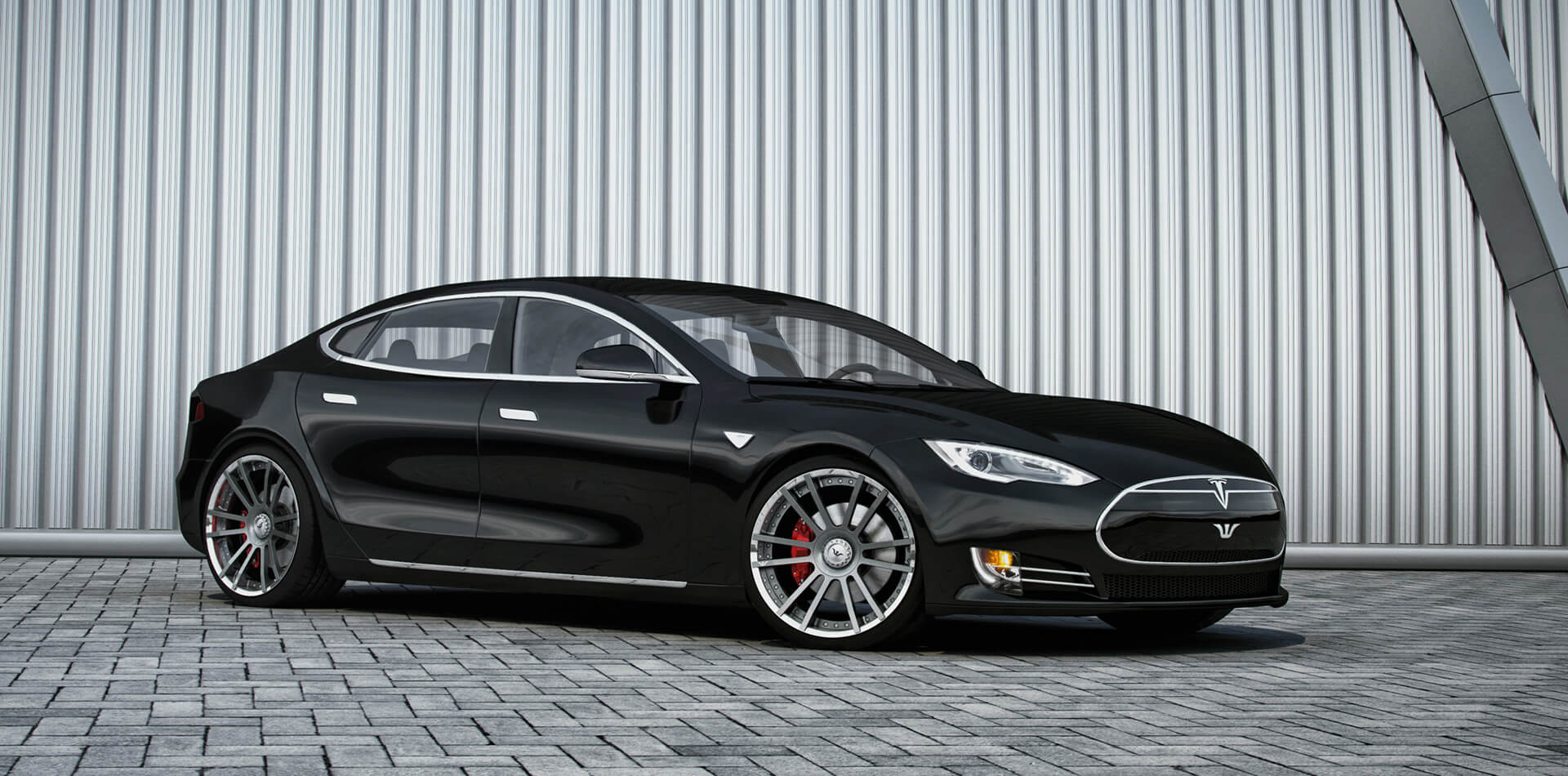 tesla model s felgen und tuning wheelsandmore. Black Bedroom Furniture Sets. Home Design Ideas