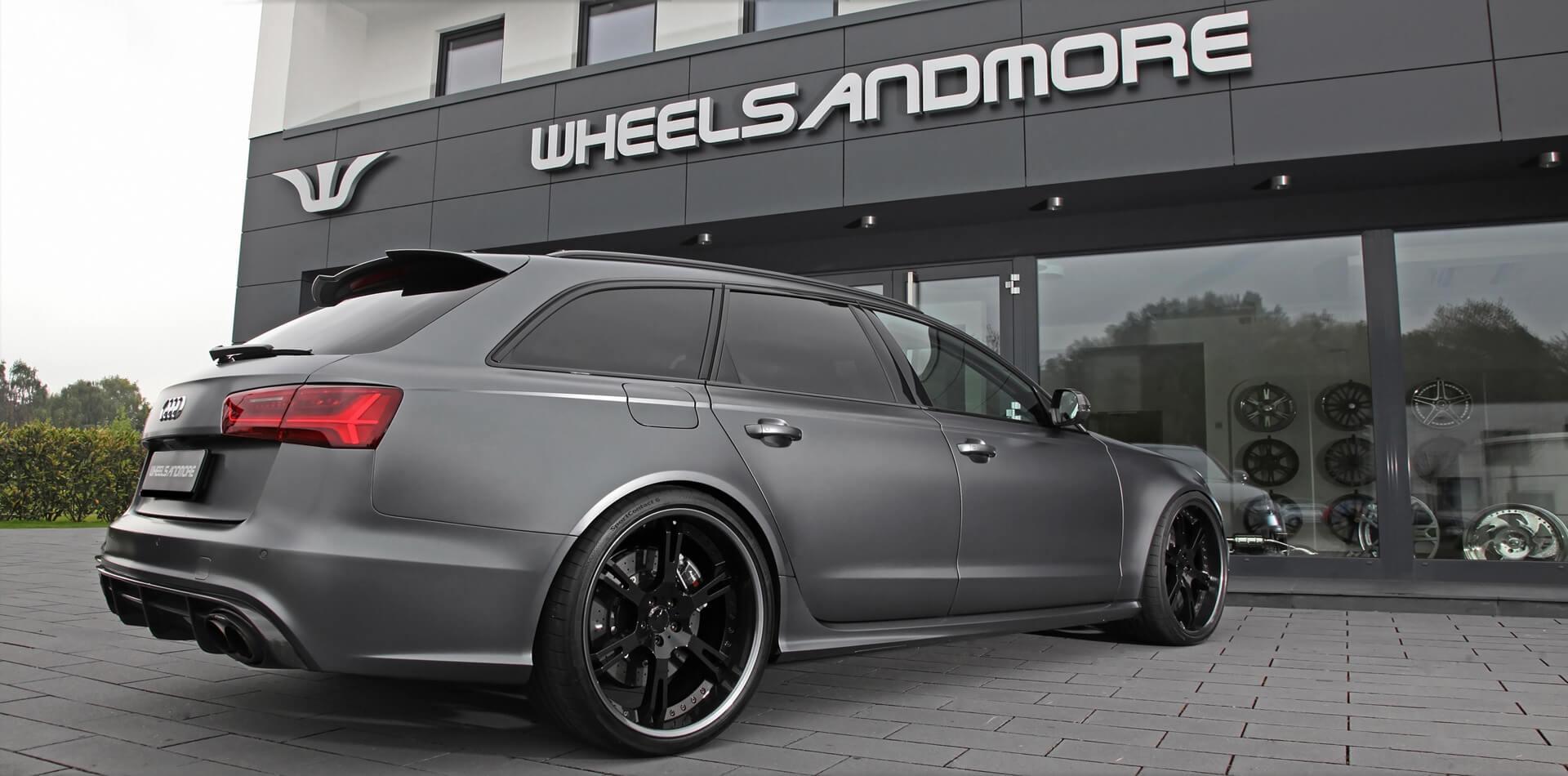 Audi RS6 Tuning, Felgen, Auspuff und Leistungssteigerung