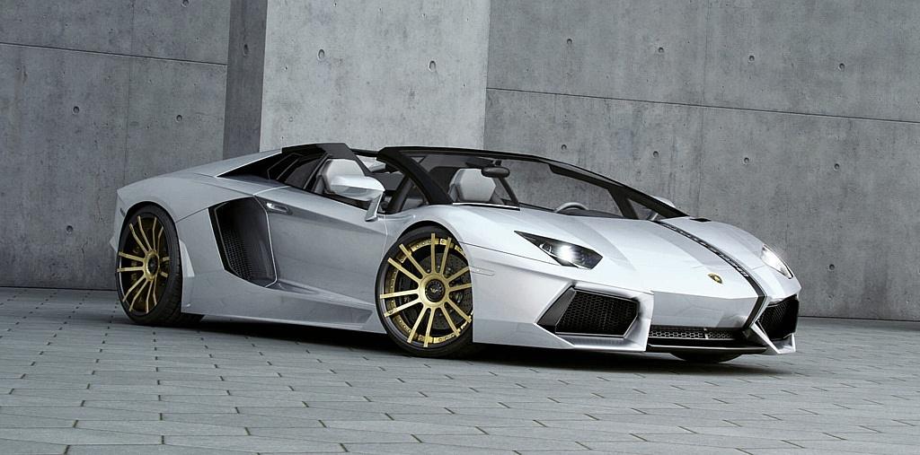 Auspuff_Lamborghini_Avntador