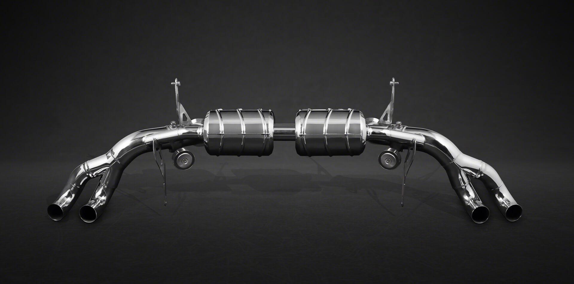AUSPUFFANLAGE mit Klappensteuerung Lamborghini Huracan