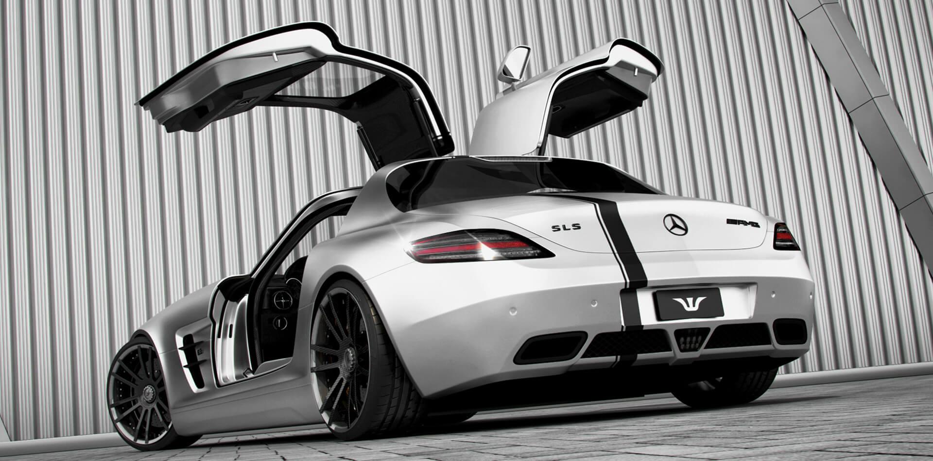Auspuffanlage_Mercedes_AMG_SLS_Klappen