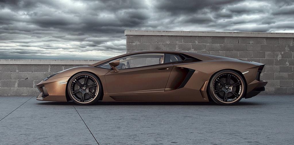 Individualisierbare 6Sporz² High-End Felgen für Lamborghini Aventador LP700-4