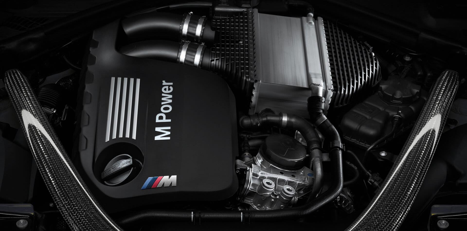 LEISTUNGSSTEIGERUNG FÜR BMW M4
