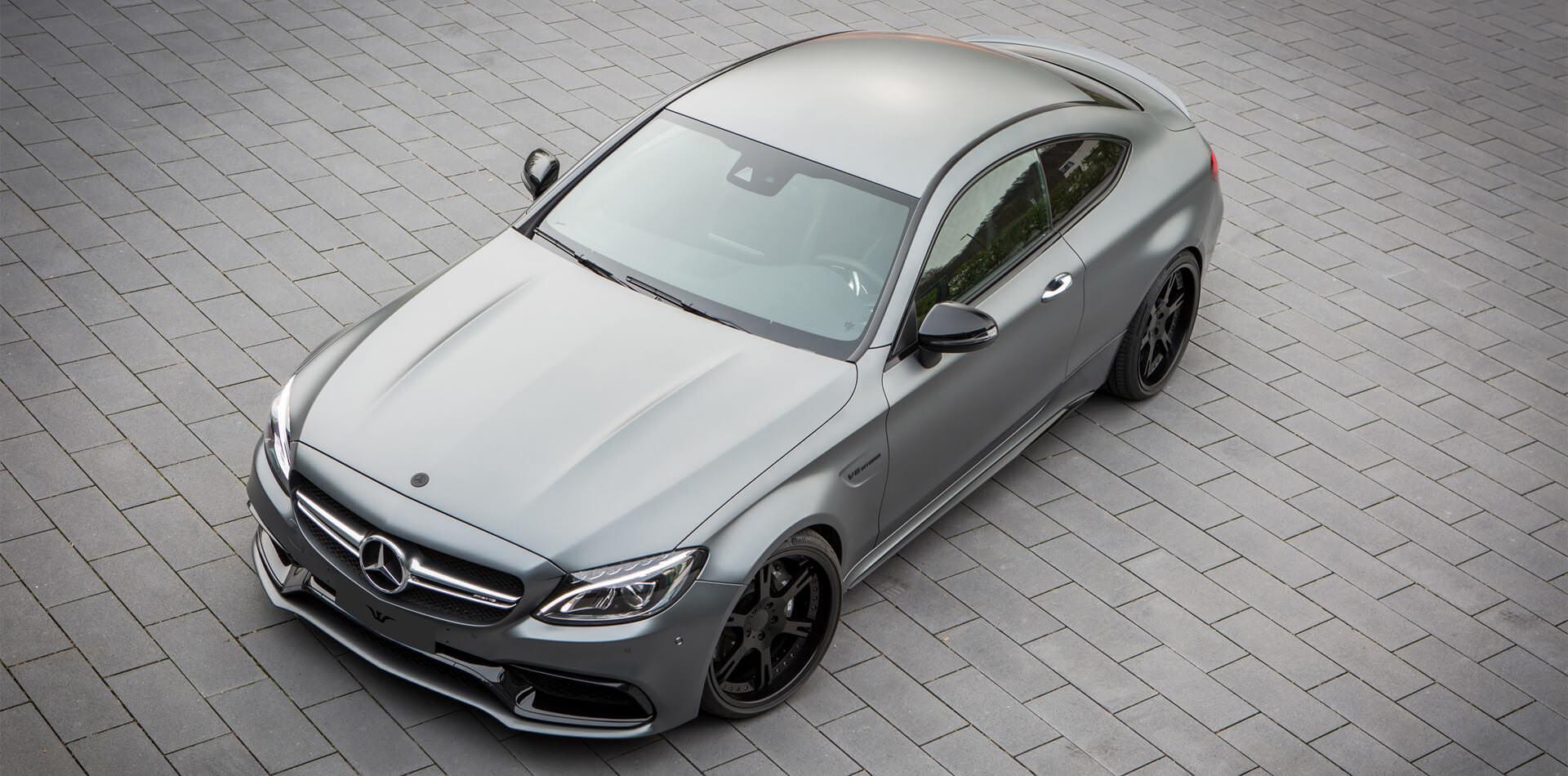 Fahrzeugveredelung für Mercedes C63 AMG by Wheelsandmore