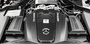 LEISTUNGSSTEIGERUNG FÜR MERCEDES AMG GT 4,0-V8-BITURBO / STAGE I, II u. III
