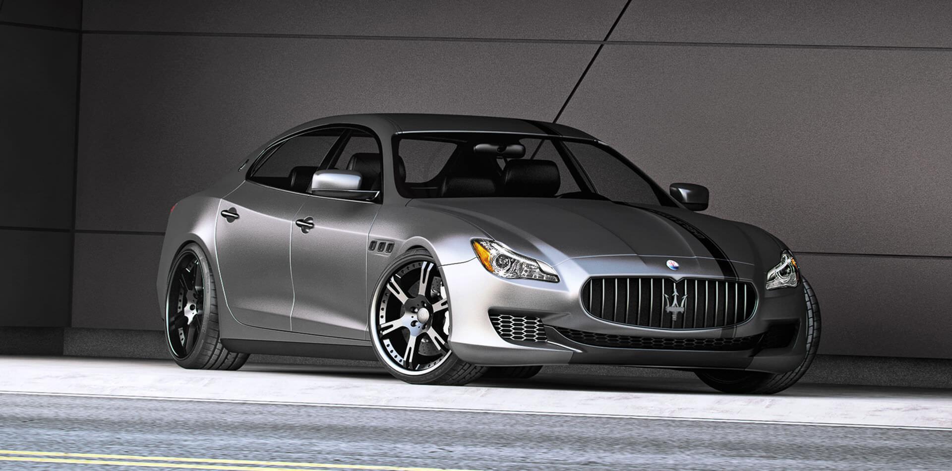 Maserati Bildergalerie