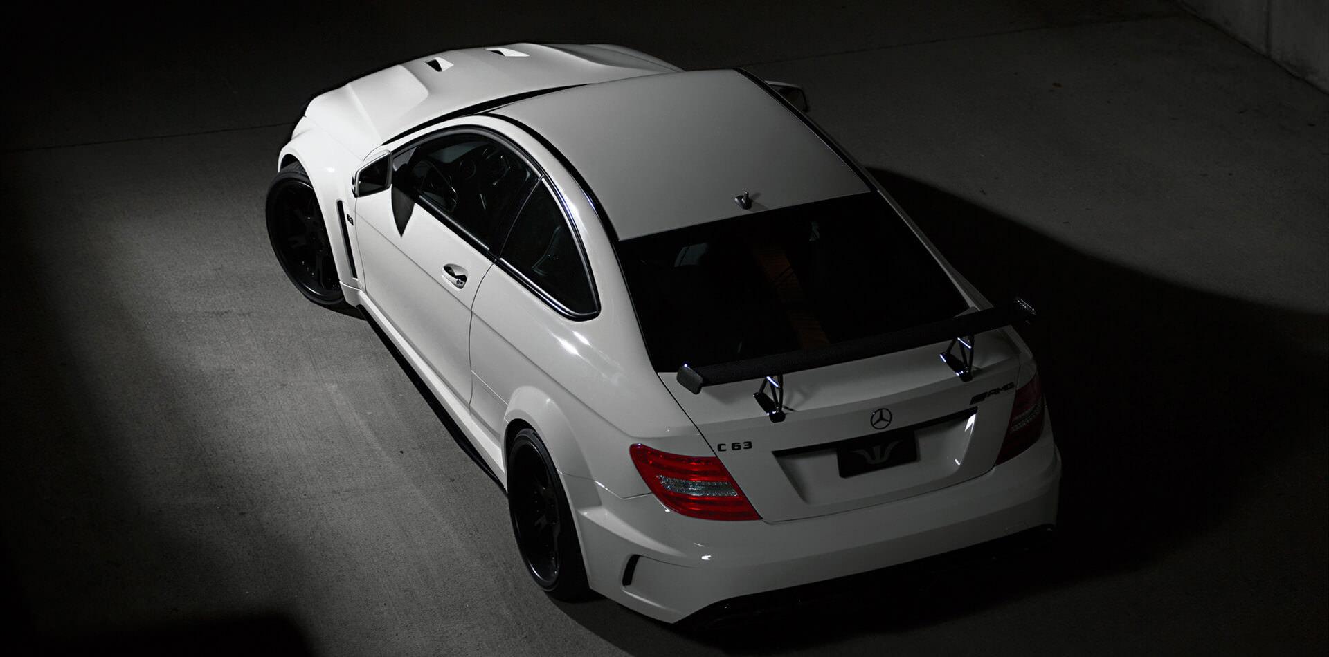 6Sporz² Schmiedefelgen für C63 AMG Black Series