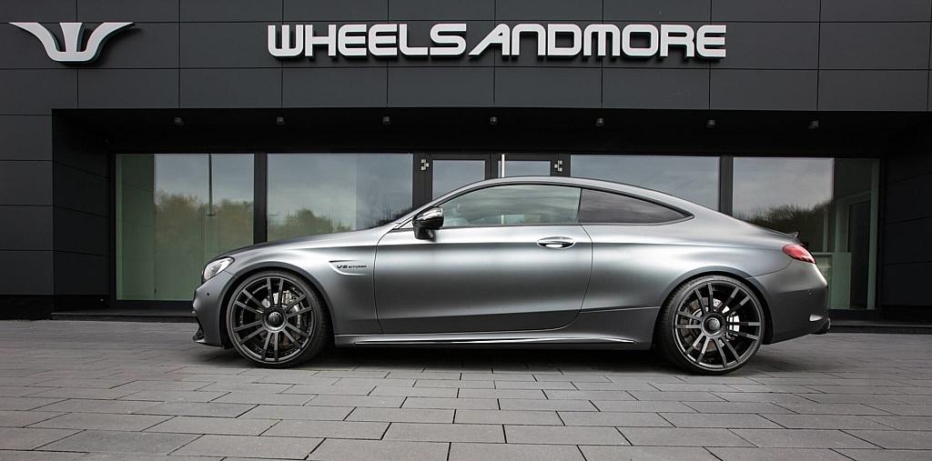 Tuning_Mercedes_C63AMGS_Wheelsandmore-1