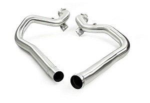 AUSPUFFANLAGE für Mercedes AMG GT/GT-S/GT-C Inconel