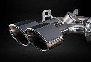 Jaguar F-Type Auspuffanlage mit Sportkatalysatoren
