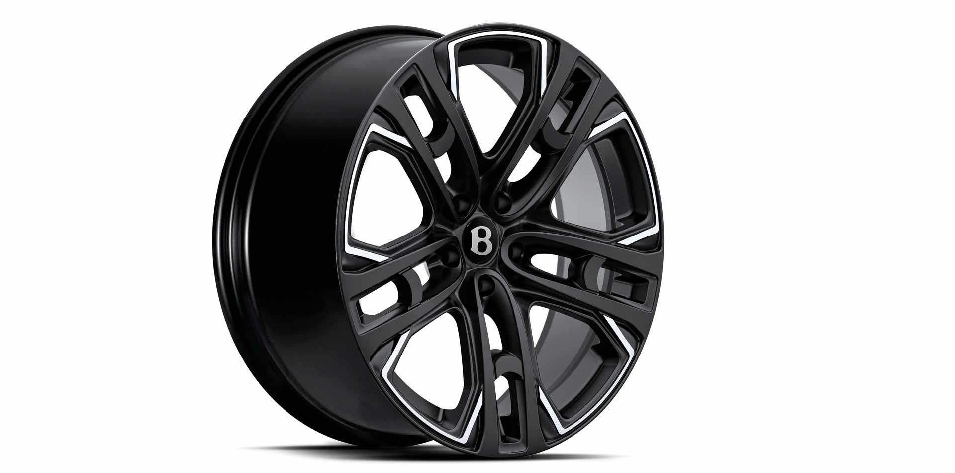 10×23 Zoll LeMans Designerrad für Bentley Bentayga