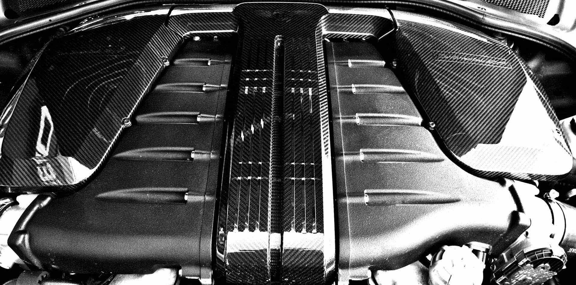 Leistungssteigerung durch optimierte Elektronik für Bentley Cont