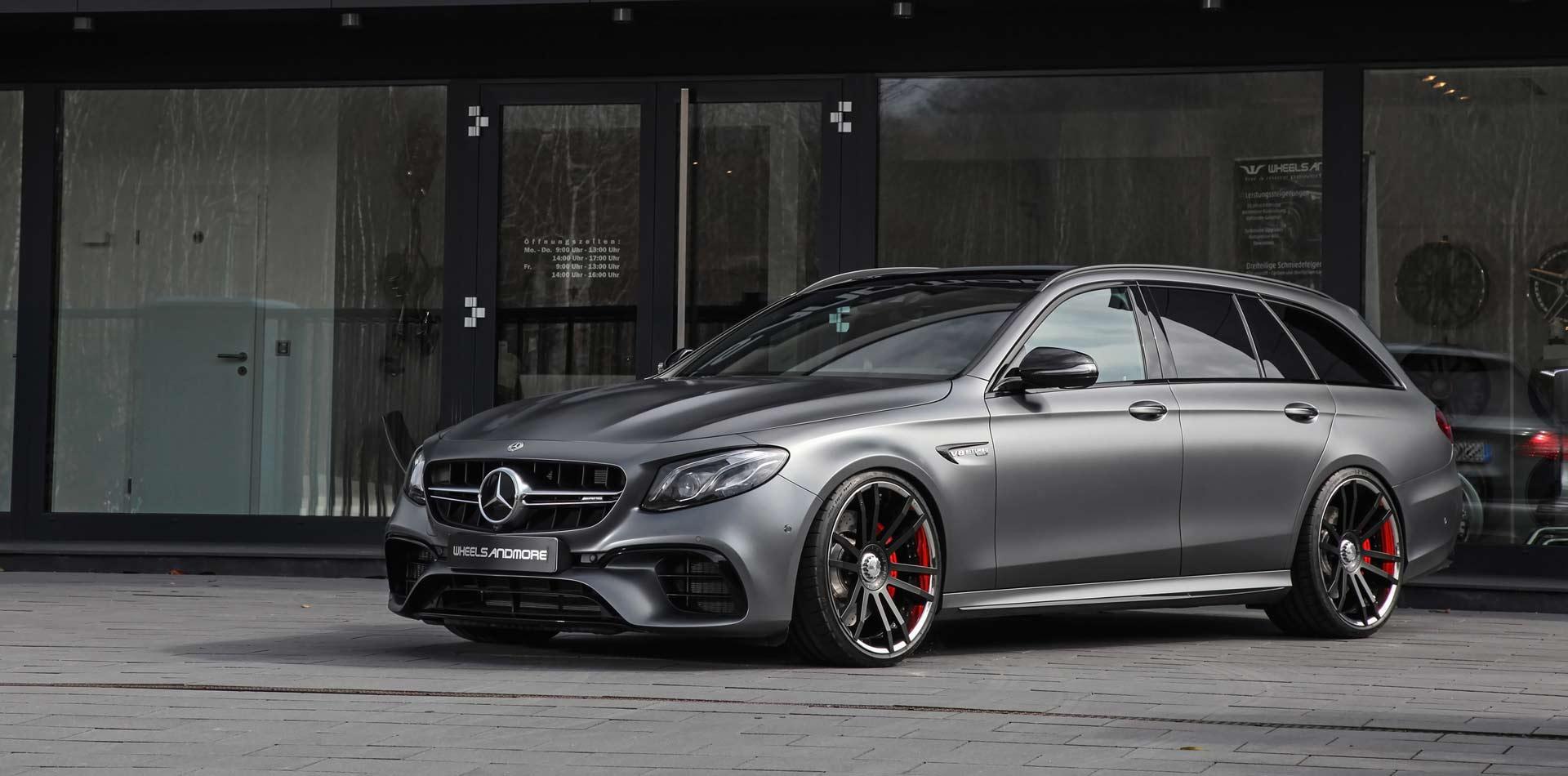 Mercedes AMG Bildergalerie, mit Traumautos von Kunden