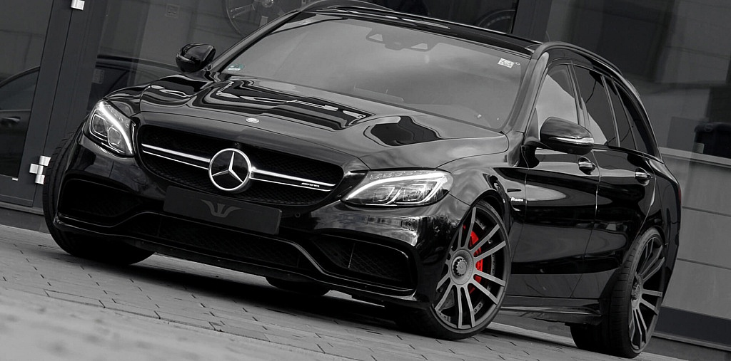 exhaust_Mercedes_C63AMG_2015_Klappensteuerung
