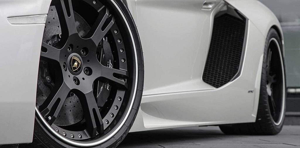 Perfektion bis ins kleinste Detail – Felgen für Lamborghini Ave