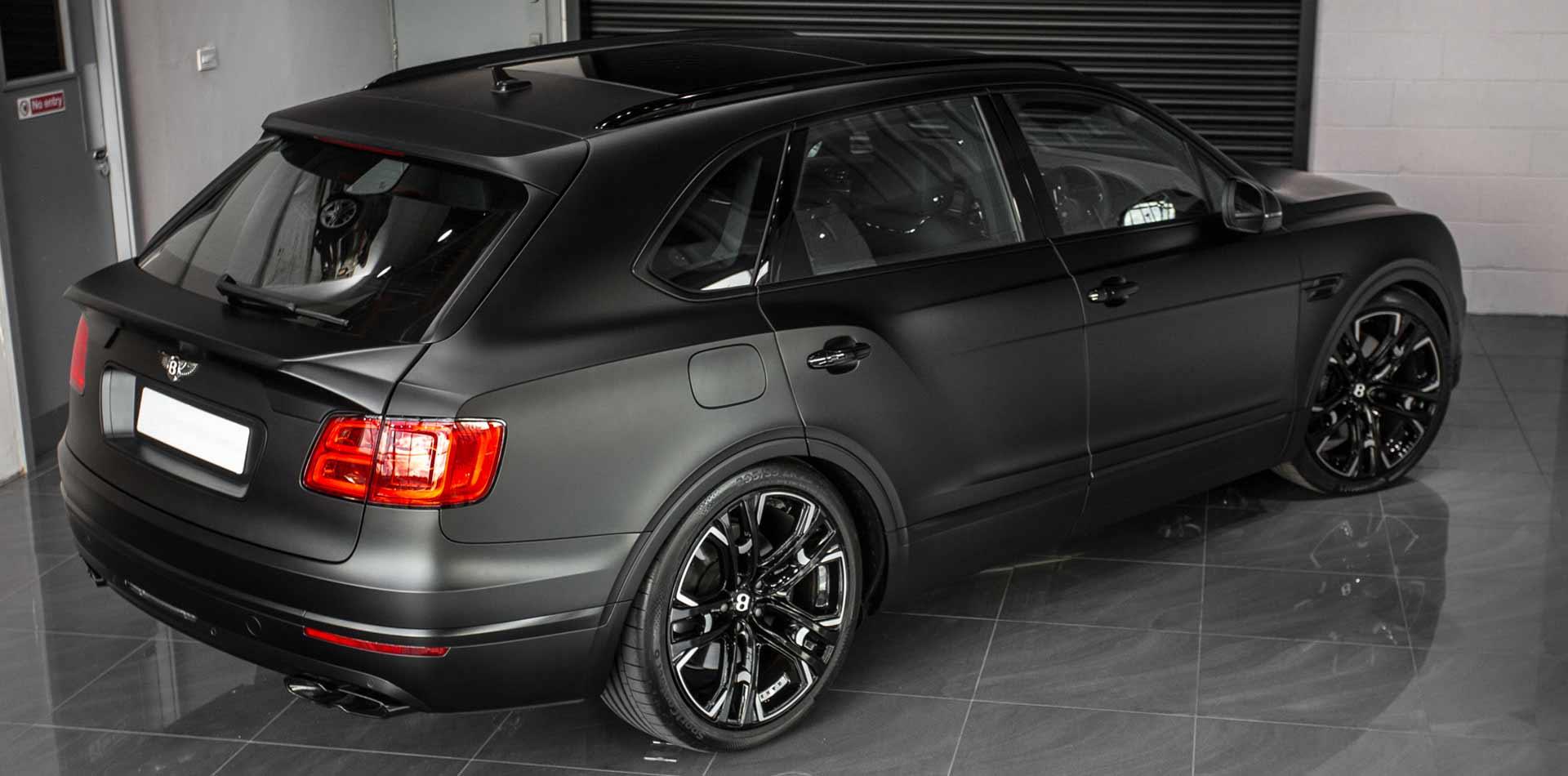 10×23 Zoll LeMans Felge an Bentley Bentayga