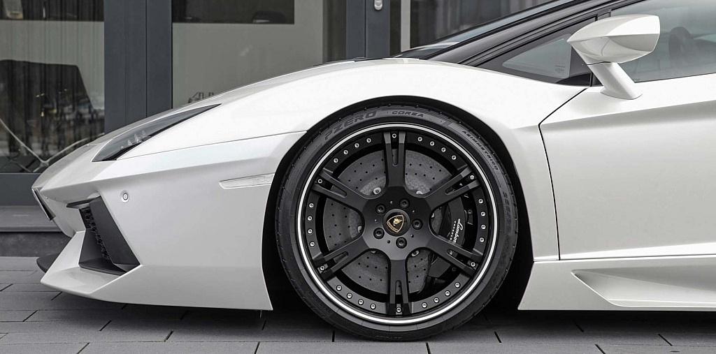 9,5×20 Zoll Vorderrad mit Upgrades für Lamborghini Aventador