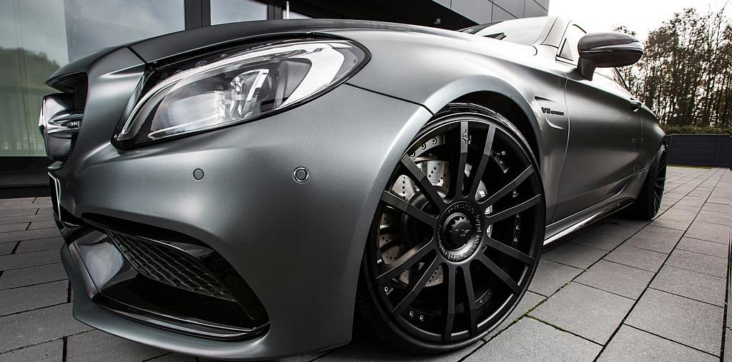 Wheelsandmore F.I.W.E. ultralight forged 20 Zoll Felgen für Mercedes C63AMG