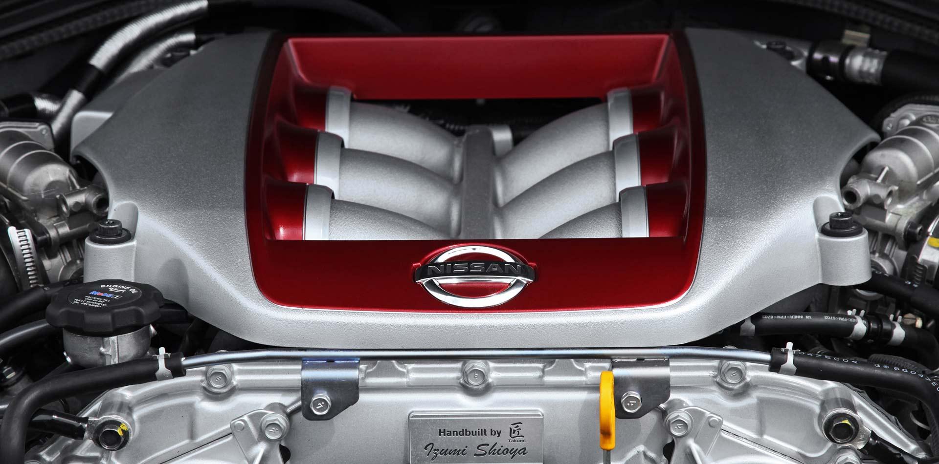 LEISTUNGSSTEIGERUNG FÜR Nissan GTR / STAGE I, II, III, IV, V