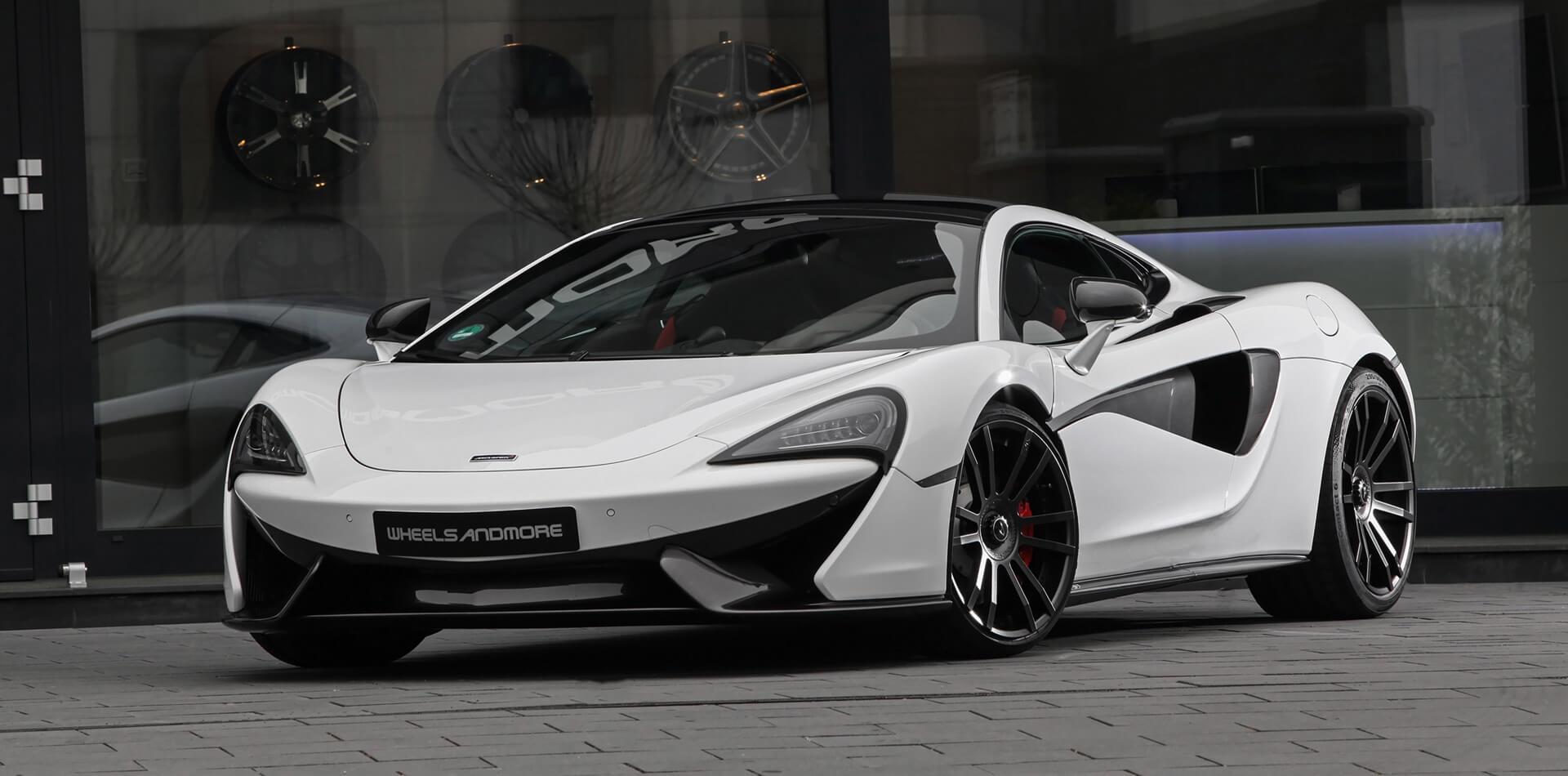 McLaren 570GT by Wheelsandmore