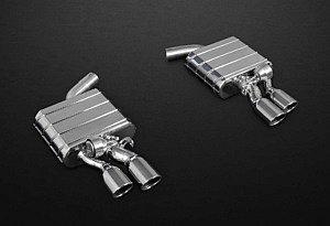 AUSPUFFANLAGE MIT KLAPPENSTEUERUNG für Audi S6 / S7 4G