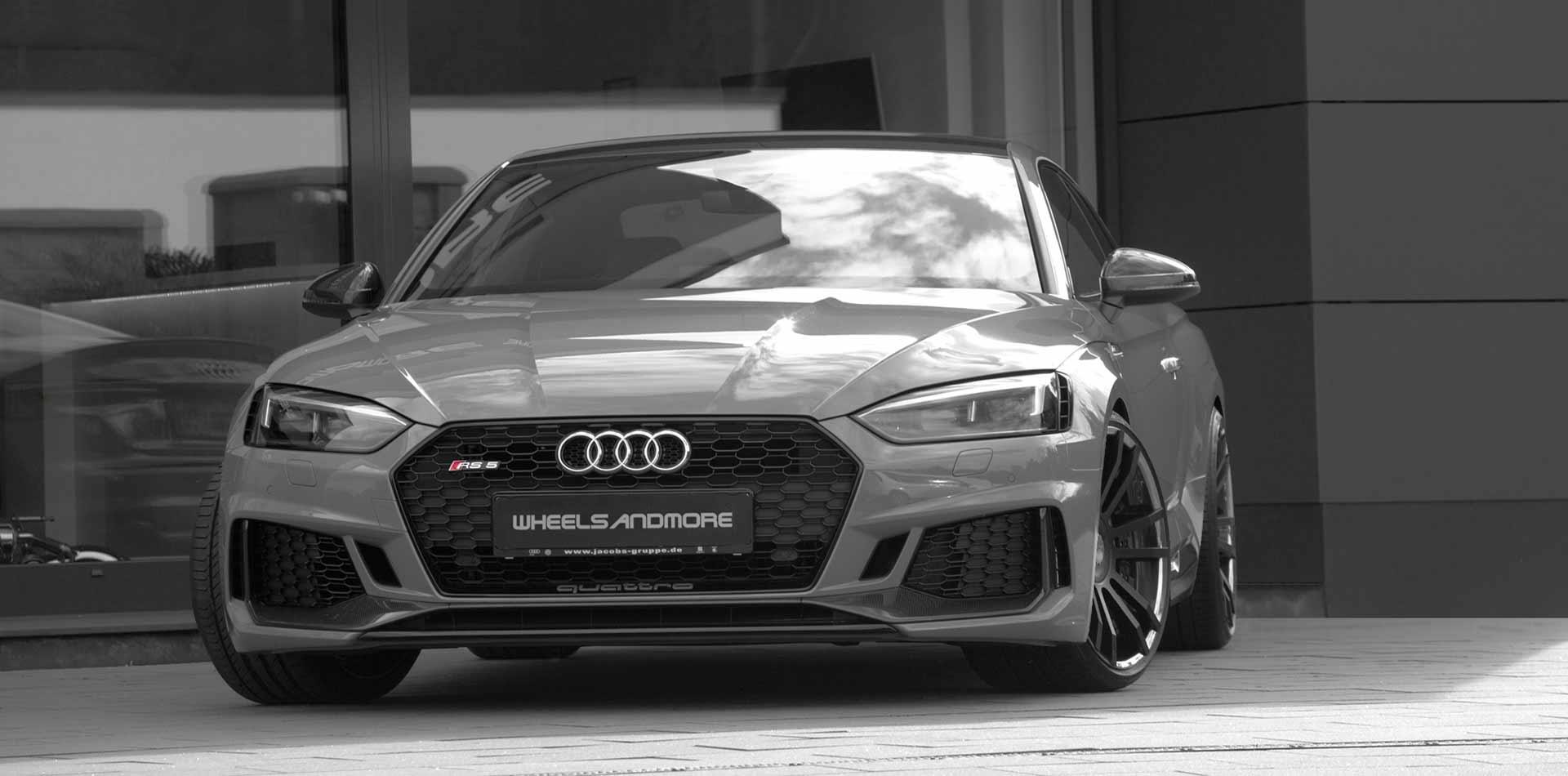 Audi RS5 Tuning, Felgen, Auspuff und Leistungssteigerung