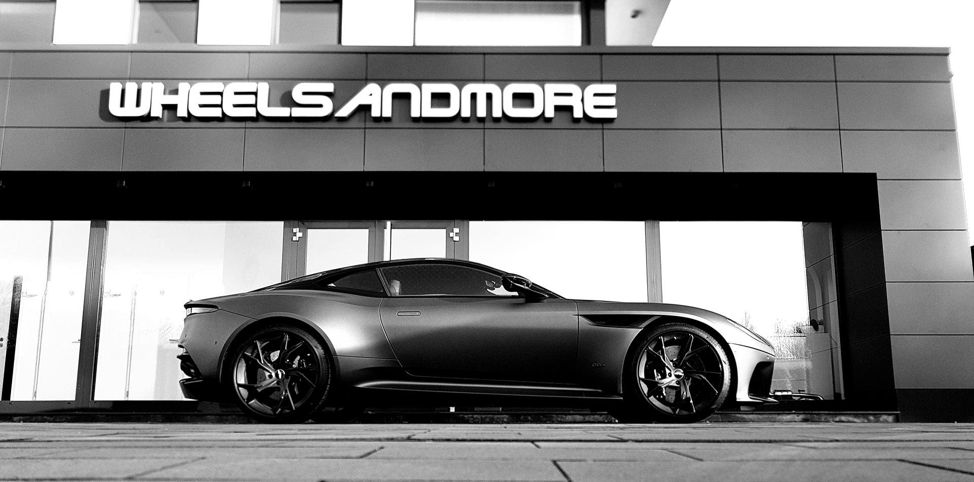 Aston Martin DBS Superleggera Felgen, Auspuffanlage, Tuning