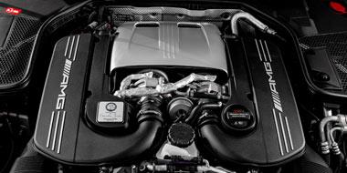 C63 AMG Leistungssteigerung