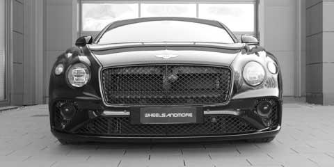 Bentley New Continental GT Felgen, Auspuffanlage, Tuning