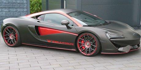 McLaren Bildergalerie