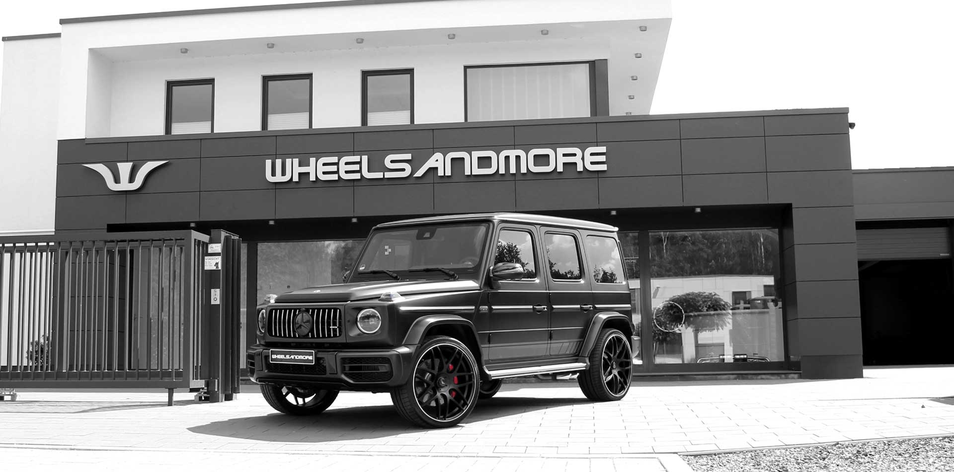 G63 AMG tuning 700PS Wheelsandmore