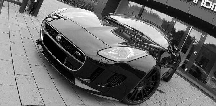 Jaguar F-Type Tuning