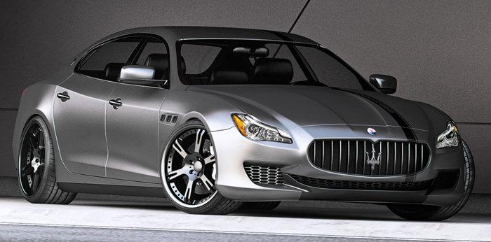 Maserati Tuning