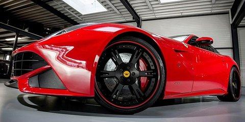 Ferrari F12 Tuning, Felgen, Auspuffanlage