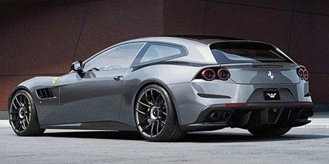 Ferrari GTC4 Lusso Tuning, Felgen, Auspuffanlage